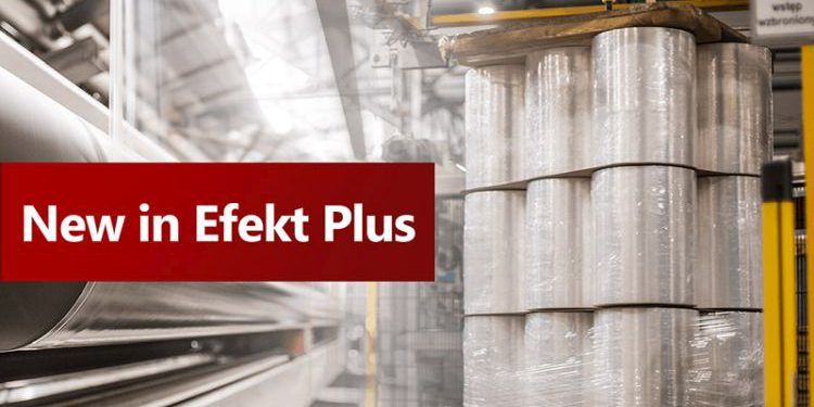 NEW IN EFEKT PLUS